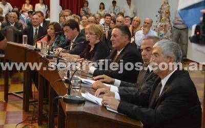 Asumieron los nuevos concejales en el HCD de Saavedra