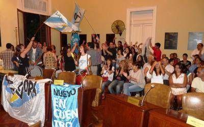 Saladillo: Juraron los nuevos concejales