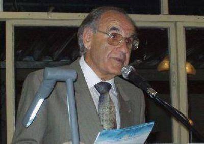 """Vasco"" Zabalza presentó su sexto libro"