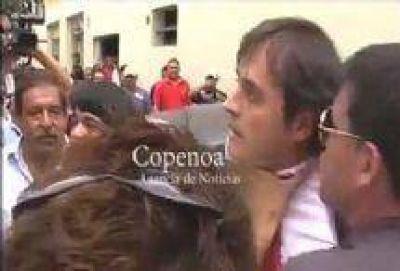 Brutal agresión física de efectivos de una comisaría salteña al Fiscal Maximiliano Troyano
