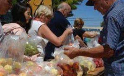 Frutas y Verduras para todos en Rivadavia