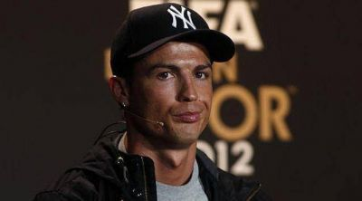 Ronaldo asistirá a la gala del Balón de Oro