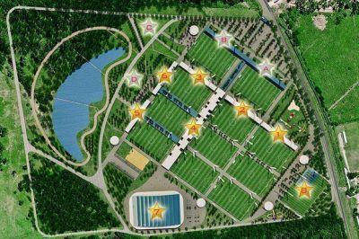 Cómo será el nuevo y moderno predio de Boca en Ezeiza, que costará más de 60 millones