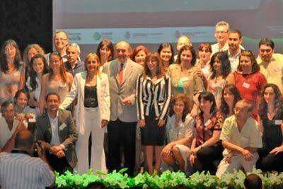 Distinciones a las entidades que participaron del Premio Provincial a la Calidad