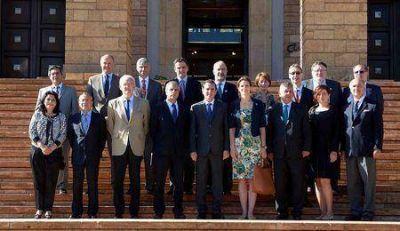 Embajadores de la Unión Europea se reunen en Mendoza