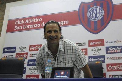 """Juan Antonio Pizzi: """"Planeamos el partido sólo para ganarlo"""""""