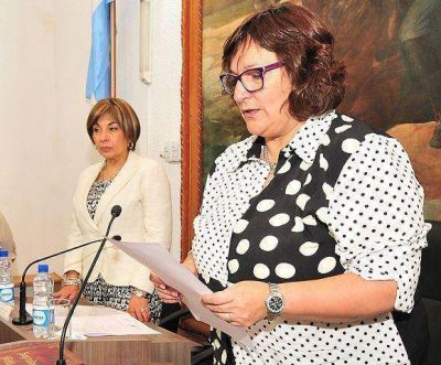 Concejo: Zulema Rodríguez Saá continúa como presidente pero la sesión preparatoria aún no termina