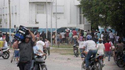 Cinco muertos y una treintena de detenidos por los saqueos