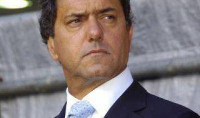 """Saqueos en la Provincia: Scioli afirmó que puso """"en alerta a todo el sistema judicial"""""""