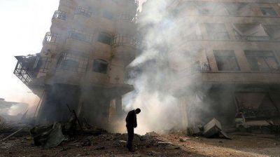 Guerra en Siria: Naciones Unidas advierte de cinco ataques con armas químicas