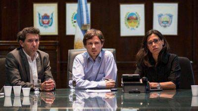 Supersecretario: Costa qued� a cargo de toda el �rea comercial