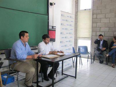 Finalmente se realiz� la apertura de la licitaci�n para obras en escuelas p�blicas de San Miguel