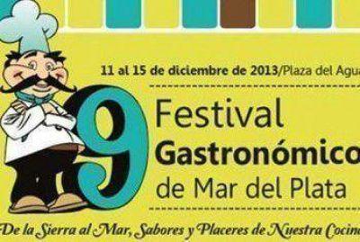 Este sábado continúa el 9º Festival Gastronómico de Mar del Plata