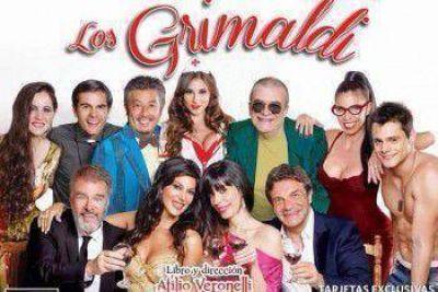 Los Grimaldi estrenan el 17 de diciembre en Mar del Plata