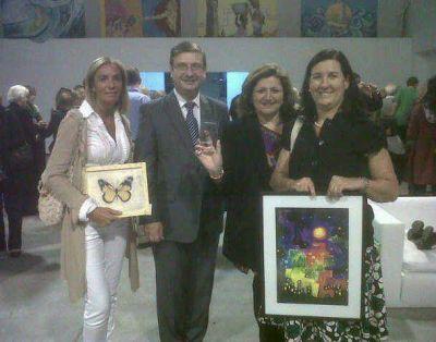 Conin distinguió a la UFASTA con un premio a la solidaridad