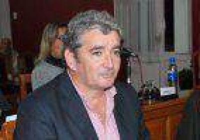 El ex concejal Siñeriz se sumó a la Secretaría de Obras Públicas