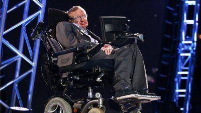 Stephen Hawking presenta su primera aplicación para iPad