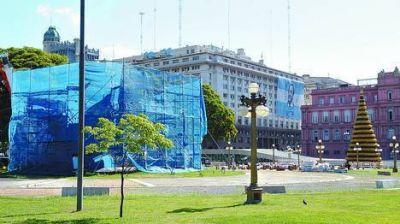 Monumento a Colón: no irá a Mar del Plata pero igual lo mudarán