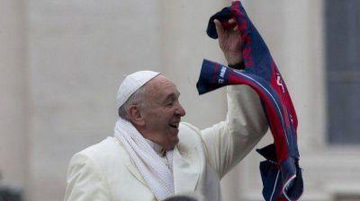 Tinelli y el plantel de San Lorenzo viajarán al Vaticano para saludar a Francisco