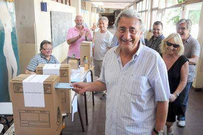 Pablo Vacante es el nuevo presidente del PJ local