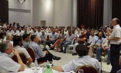 Reunión del FpV en Villa María para comenzar a articular políticas y proyectos
