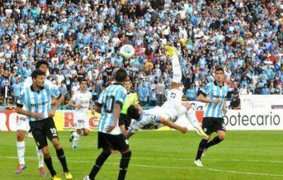 El Picante Pereyra es el goleador del Torneo Inicial de Primera División