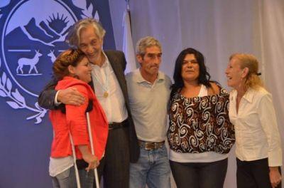 La democracia de San Luis festejó su aniversario en Terrazas