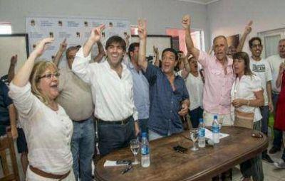 Diego Bossio llamó a fortalecer el peronismo en Tandil para ser la mejor opción en 2015