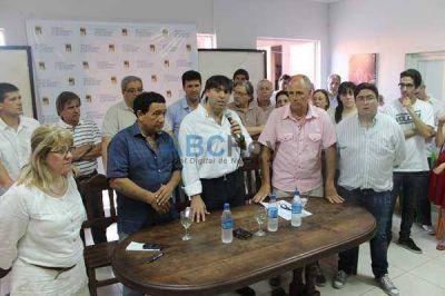 Diego Bossio fue elegido presidente del Partido Justicialista de Tandil