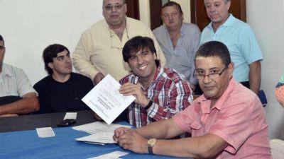 """Bossio se reunió con López para trabajar por un """"peronismo unido"""""""