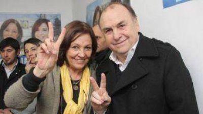Vidal, presidente del Partido Justicialista