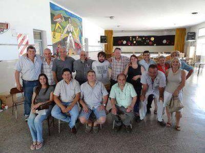 Echeverría es el nuevo presidente del Partido Justicialista