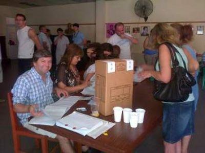Se realizaron las elecciones del Partido Justicialista