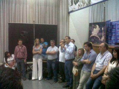 Las elecciones internas del PJ ratificaron a Pablo Bruera en la presidencia del peronismo local