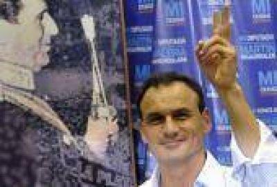 Interna PJ: En La Plata, votó el 27 por ciento del padrón, y Pablo Bruera seguirá en la conducción partidaria