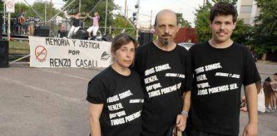 Un recital solidario para recordar a Renzo Casali
