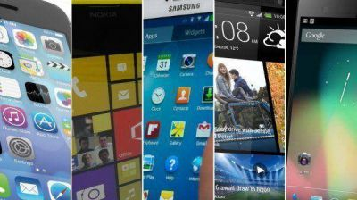 Los mejores smartphones de 2013