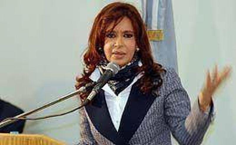 """Cristina Kirchner: """"La recaudación de mayo ha sido récord de récords"""""""