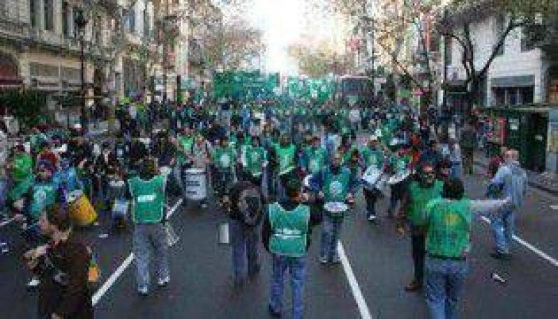 CTA marchará a Plaza de Mayo