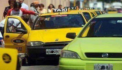Desde las cero de mañana aumenta la tarifa de taxis y remises