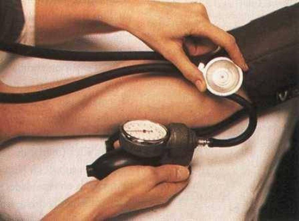 Relevamiento determinó alto índice de hipertensión y obesidad