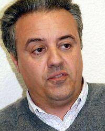"""Martín Caraffo: """"El desafío es un puerto previsible"""""""