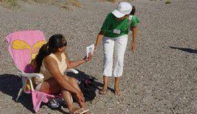 Repetir�n la campa�a de concientizaci�n ambiental en las playas