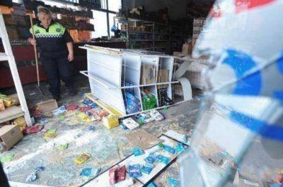Otros siete policías fueron detenidos por la ola de saqueos en Tucumán