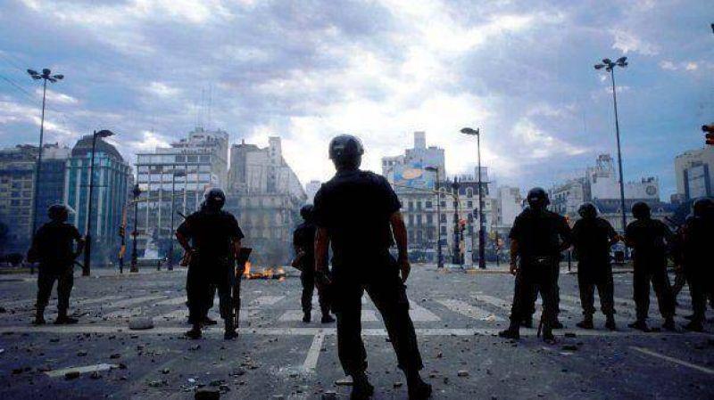 Convocan a marchar a Plaza de Mayo para conmemorar la revuelta popular de 2001 y renovar reclamos