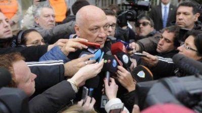 Detienen a otros dos policías por el atentado contra Antonio Bonfatti