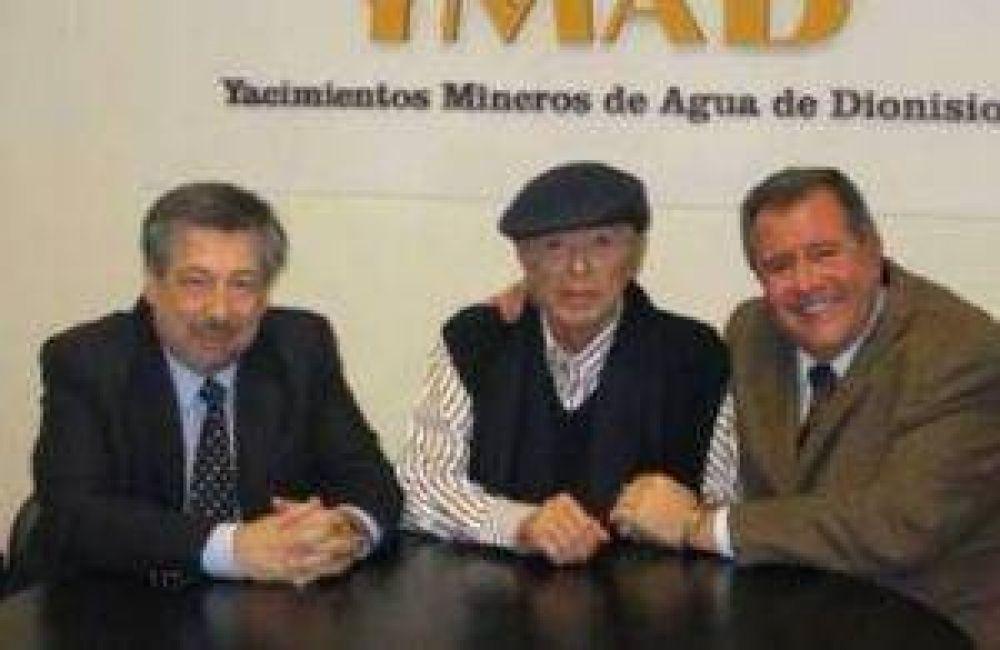 Mercado renunció a Producción y asumió como director en YMAD