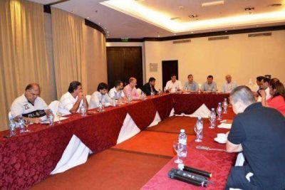Trabajan en la creación de un Boreau de turismo de reuniones