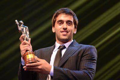 Maidana fue el gran ganador en los Premios Olimpia