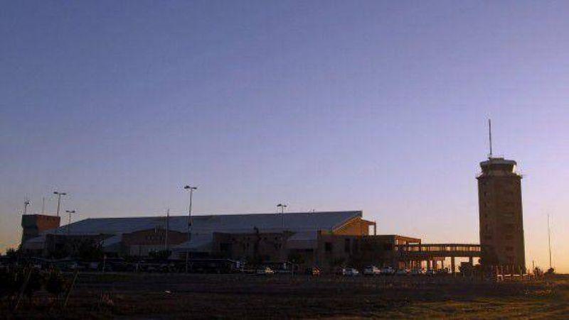 Habrá medidas de fuerza en los aeropuertos este jueves